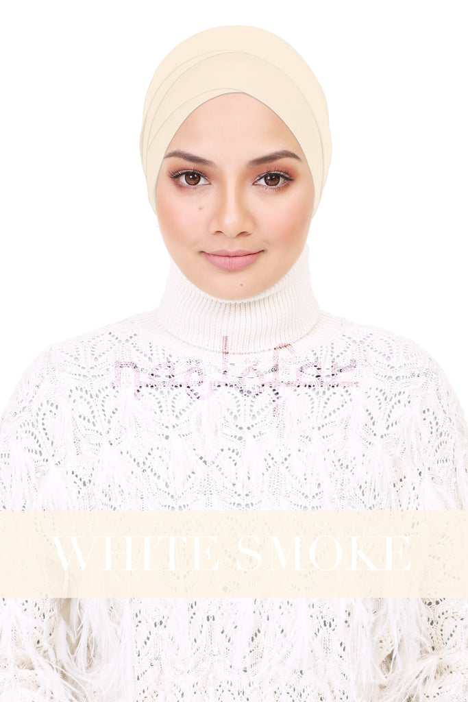 BE LOFA INNER - WHITE SMOKE