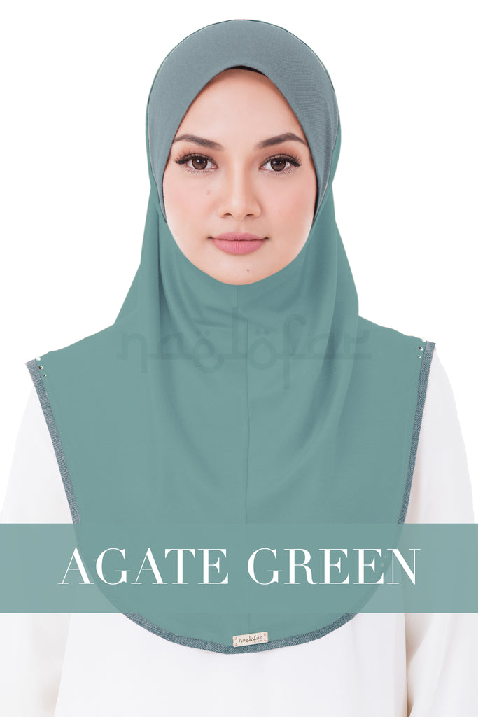 BLISS - AGATE GREEN