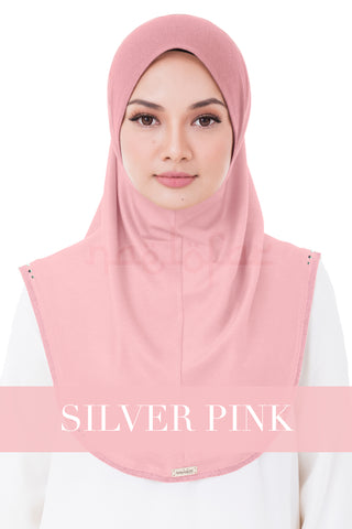 BLISS - SILVER PINK