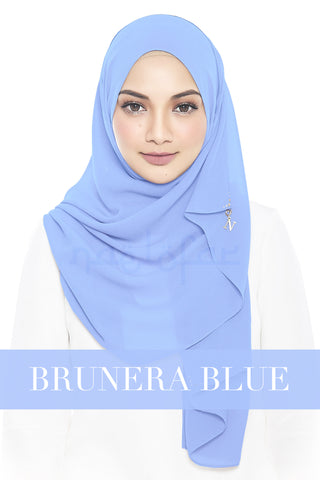 MISS CHARM - BRUNERA BLUE