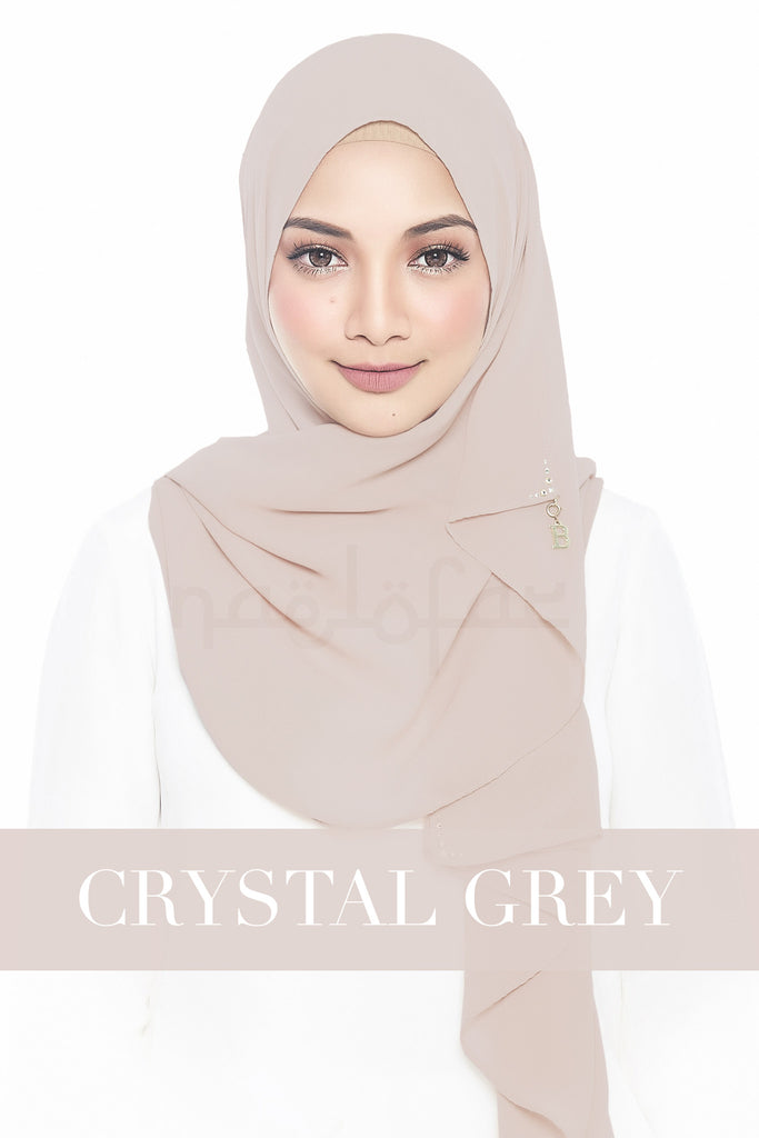 MISS CHARM - CRYSTAL GREY