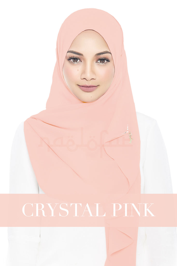 MISS CHARM - CRYSTAL PINK