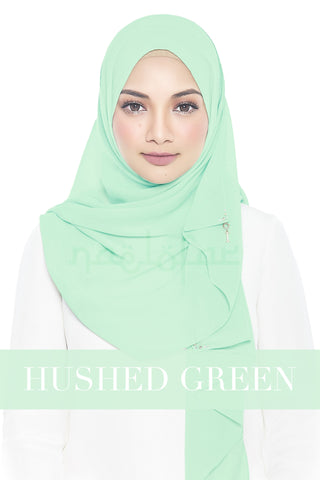 MISS CHARM - HUSHED GREEN