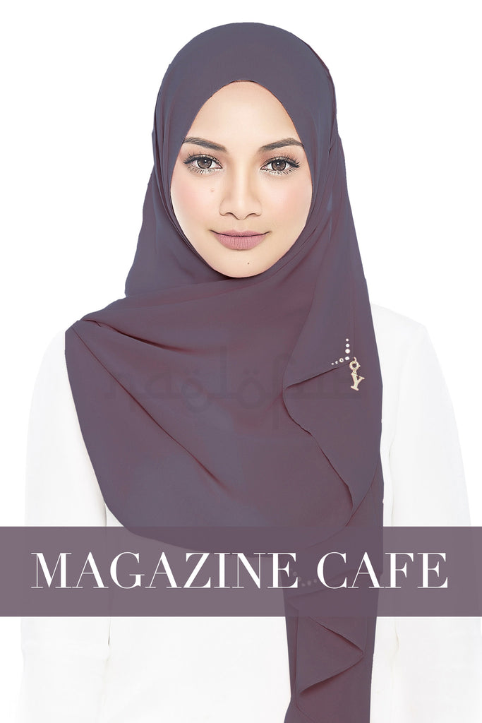 MISS CHARM - MAGAZINE CAFE