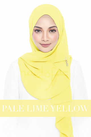 MISS CHARM - PALE LIME YELLOW