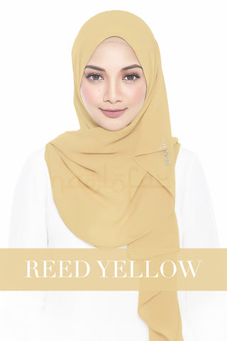 MISS CHARM - REED YELLOW