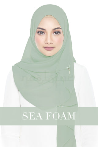 MISS CHARM - SEA FOAM