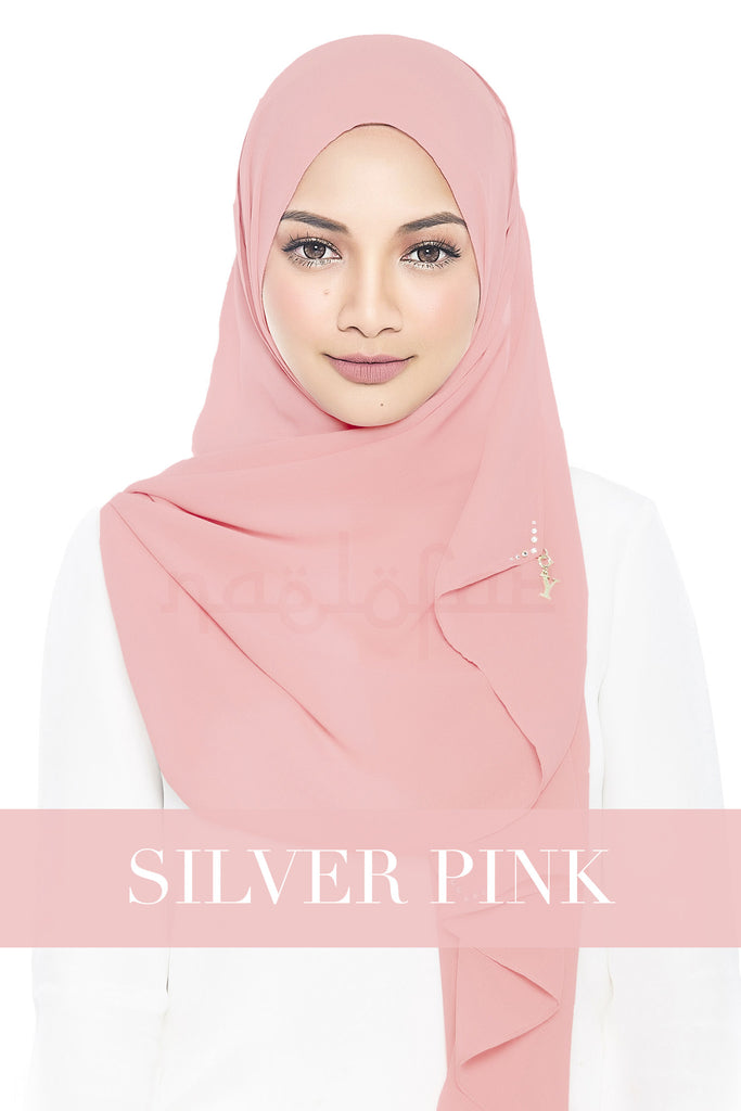 MISS CHARM - SILVER PINK