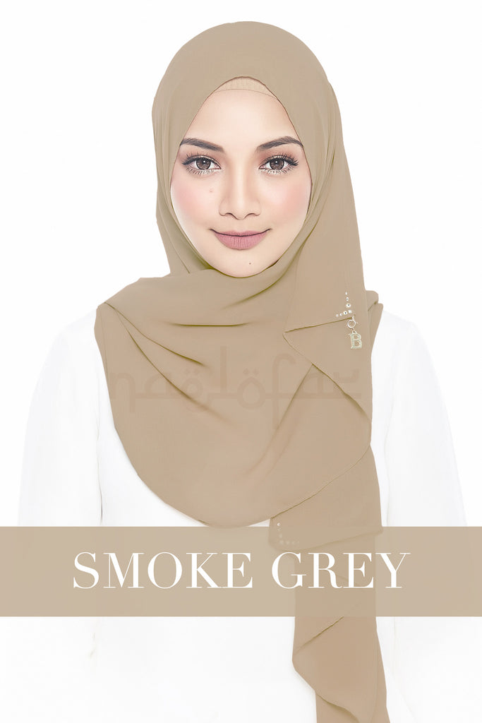 MISS CHARM - SMOKE GRAY