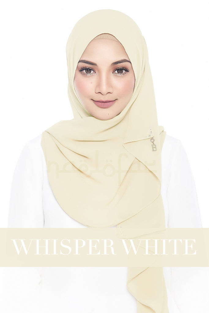 MISS CHARM - WHISPER WHITE