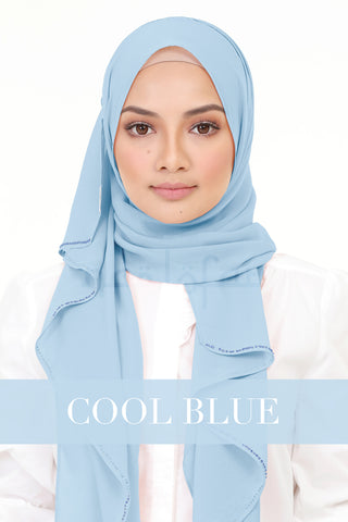 CHLOE - COOL BLUE