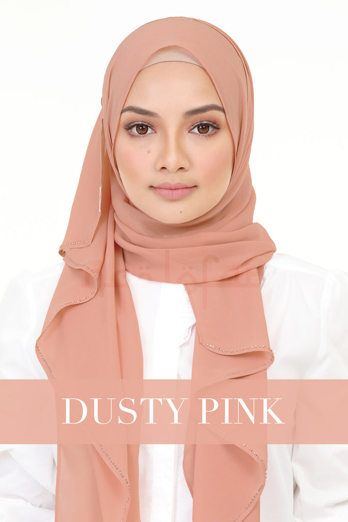 CHLOE - DUSTY PINK