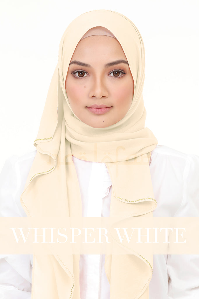 CHLOE - WHISPER WHITE