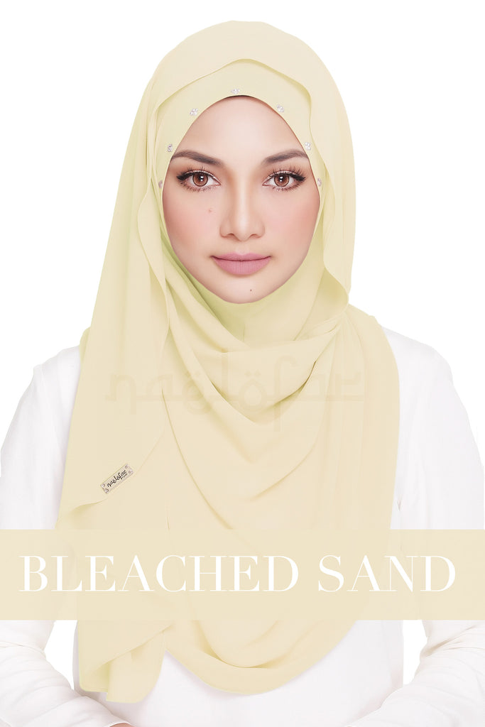 CLASSY WARDA - BLEACHED SAND