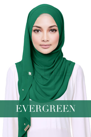 CREAMY HELENA - EVERGREEN