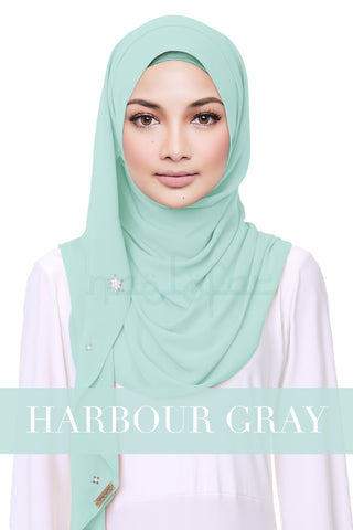 CREAMY HELENA - HARBOR GRAY