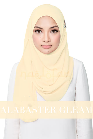 DARLING LOVE - ALABASTER GLEAM