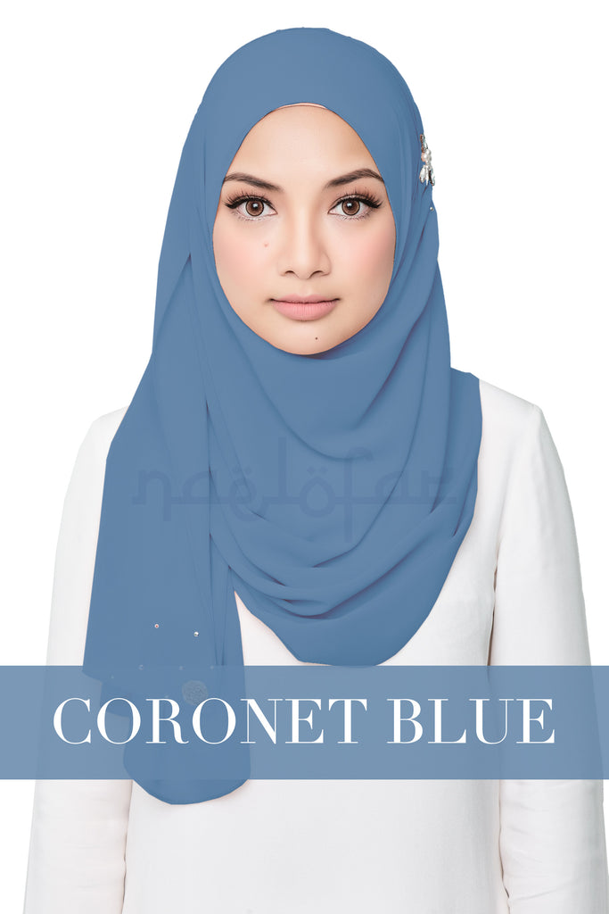 DARLING LOVE - CORONET BLUE