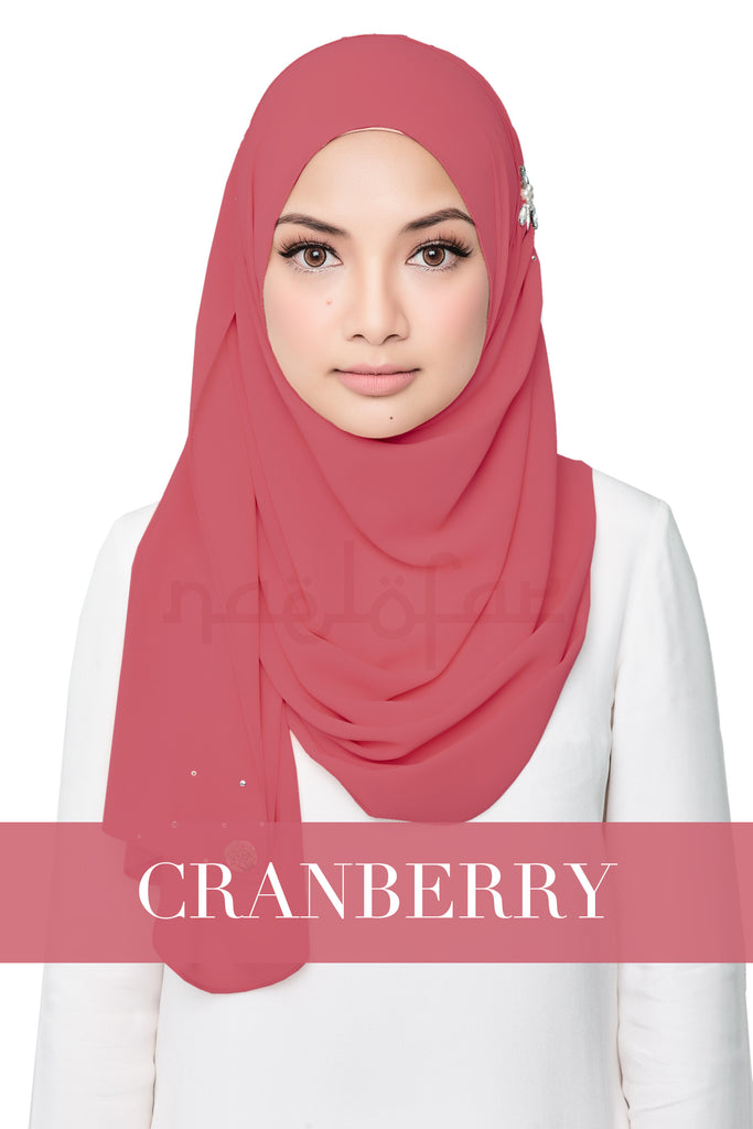DARLING LOVE - CRANBERRY
