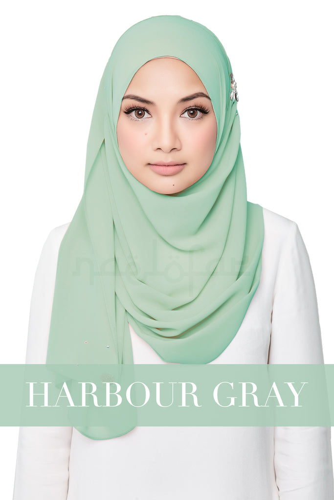 DARLING LOVE - HARBOUR GRAY