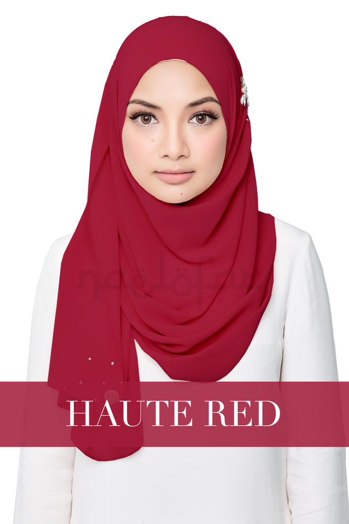 DARLING LOVE - HAUTE RED