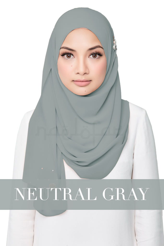 DARLING LOVE - NEUTRAL GRAY