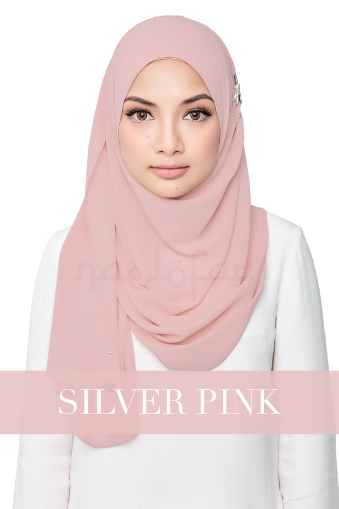 DARLING LOVE - SILVER PINK