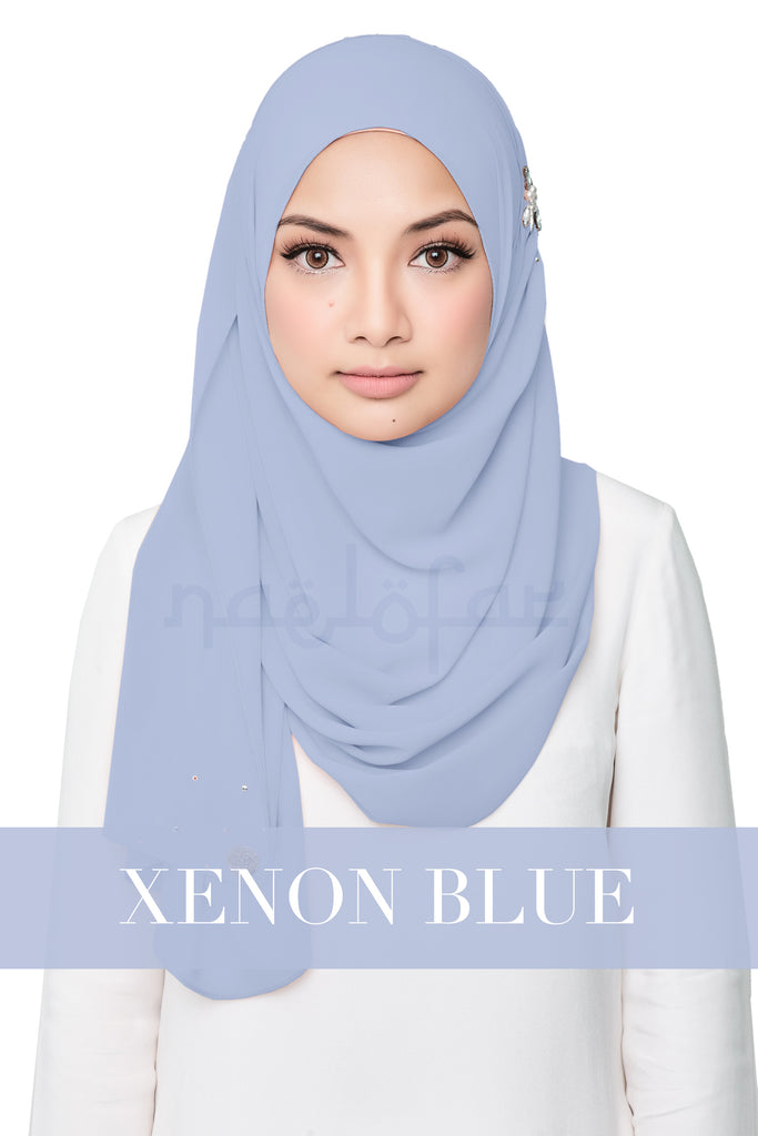 DARLING LOVE - XENON BLUE