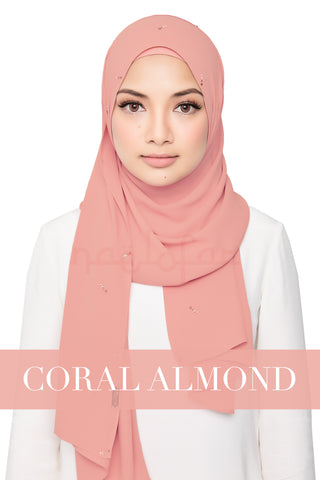 DEAR LOVE - CORAL ALMOND