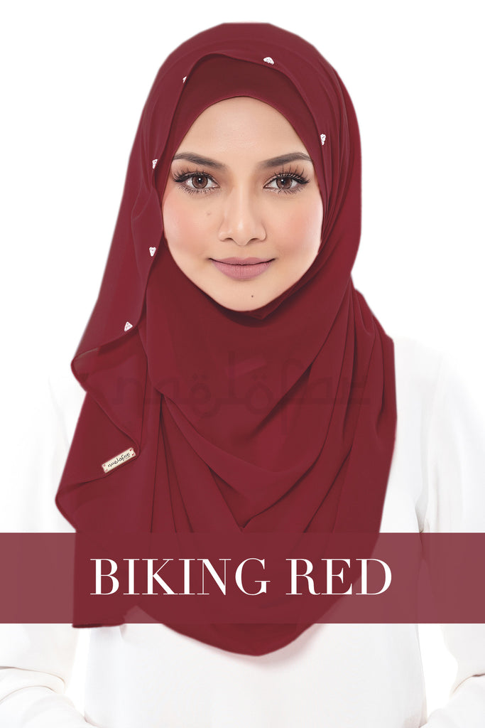 DUCHESS - BIKING RED