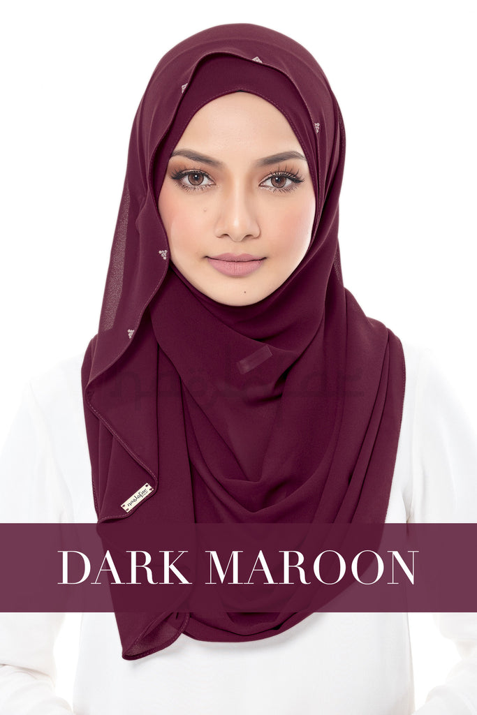 DUCHESS - DARK MAROON