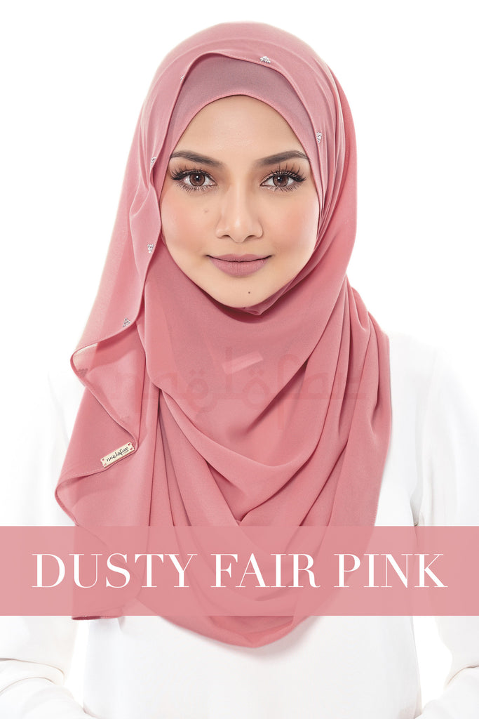 DUCHESS - DUSTY FAIR PINK