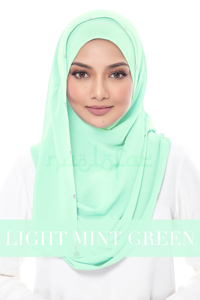 DUCHESS - LIGHT MINT GREEN