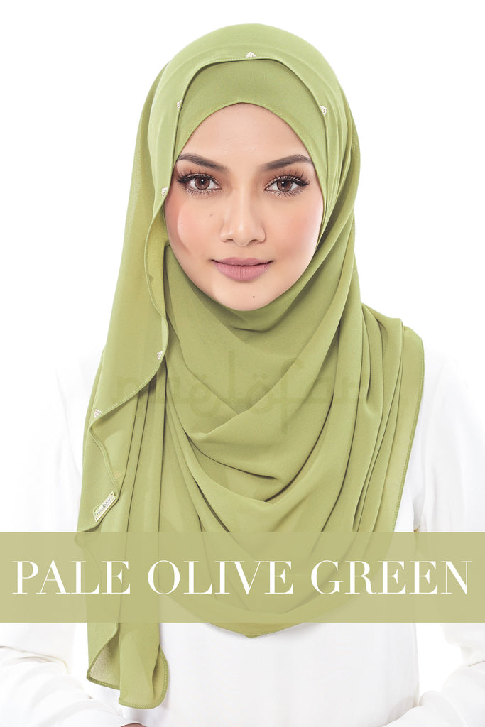 DUCHESS - PALE OLIVE GREEN