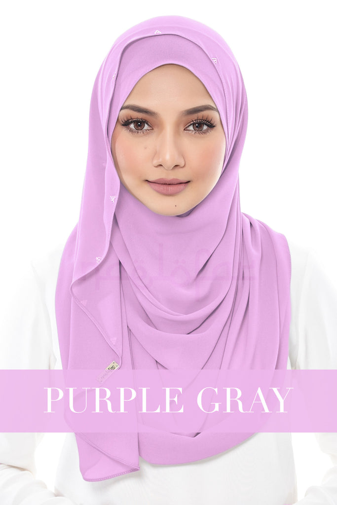 DUCHESS - PURPLE GRAY