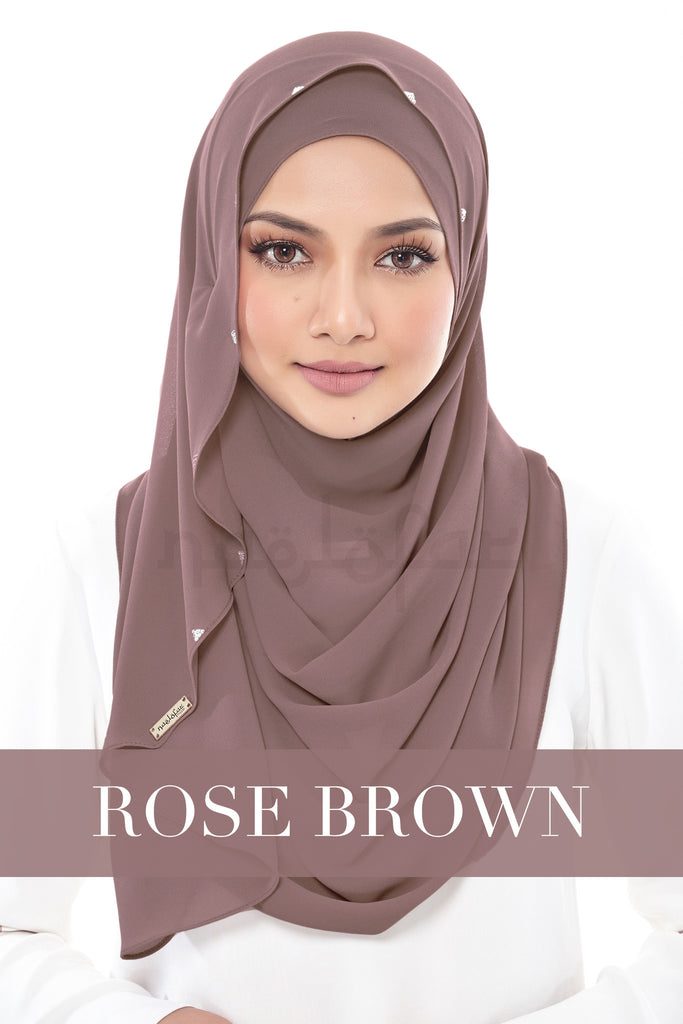 DUCHESS - ROSE BROWN