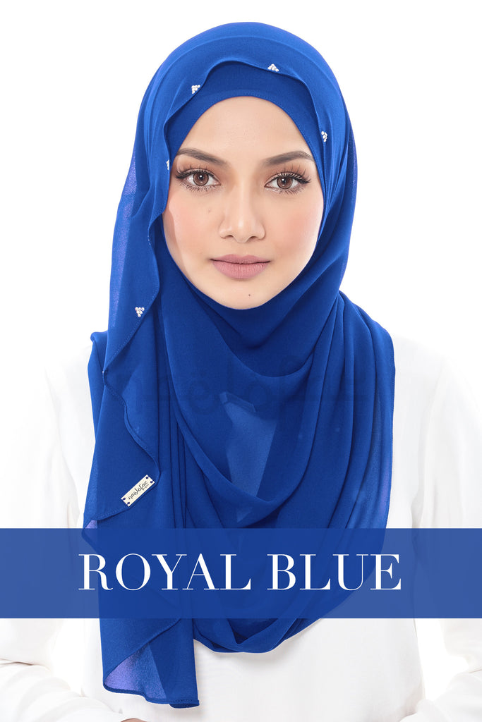 DUCHESS - ROYAL BLUE