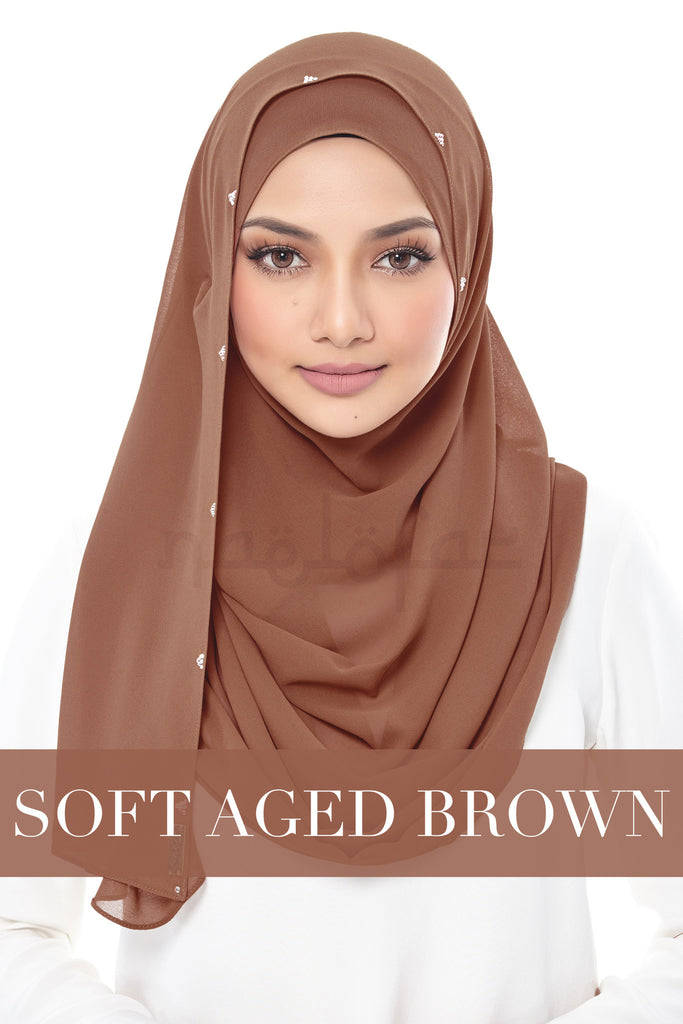 DUCHESS - SOFT AGED BROWN