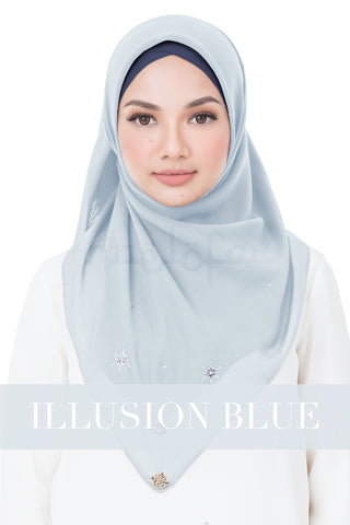 ELSA - ILLUSION BLUE