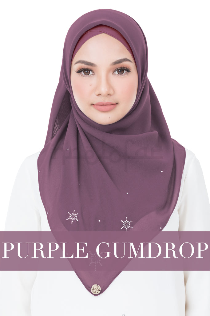 ELSA - PURPLE GUMDROP