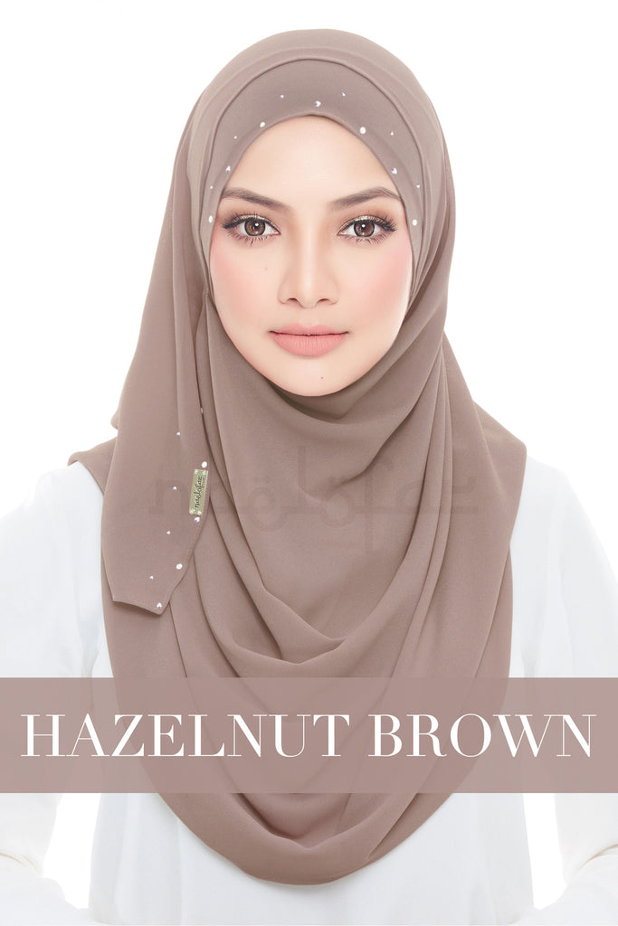 EVA - HAZELNUT BROWN