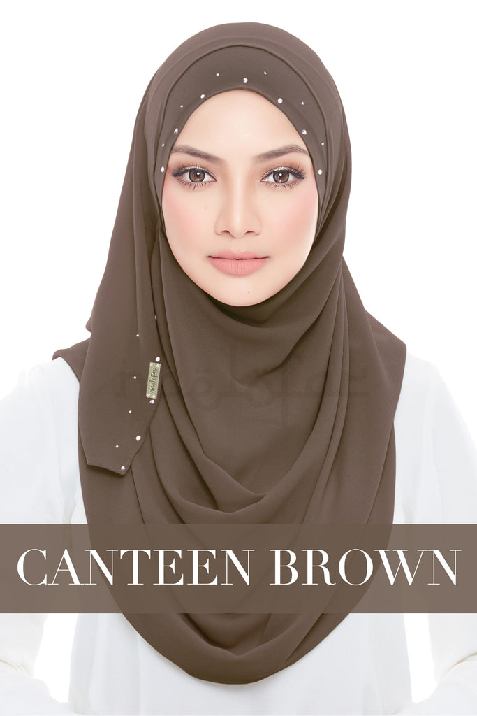EVA - CANTEEN BROWN