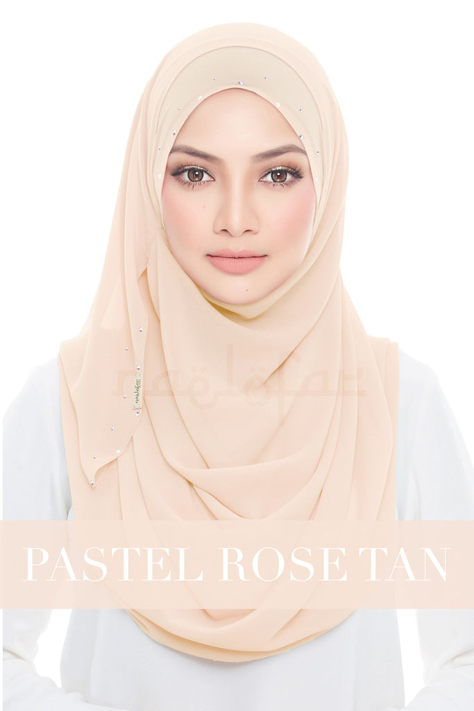 EVA - PASTEL ROSE TAN