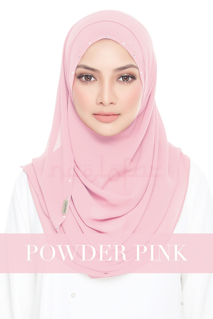 EVA - POWDER PINK