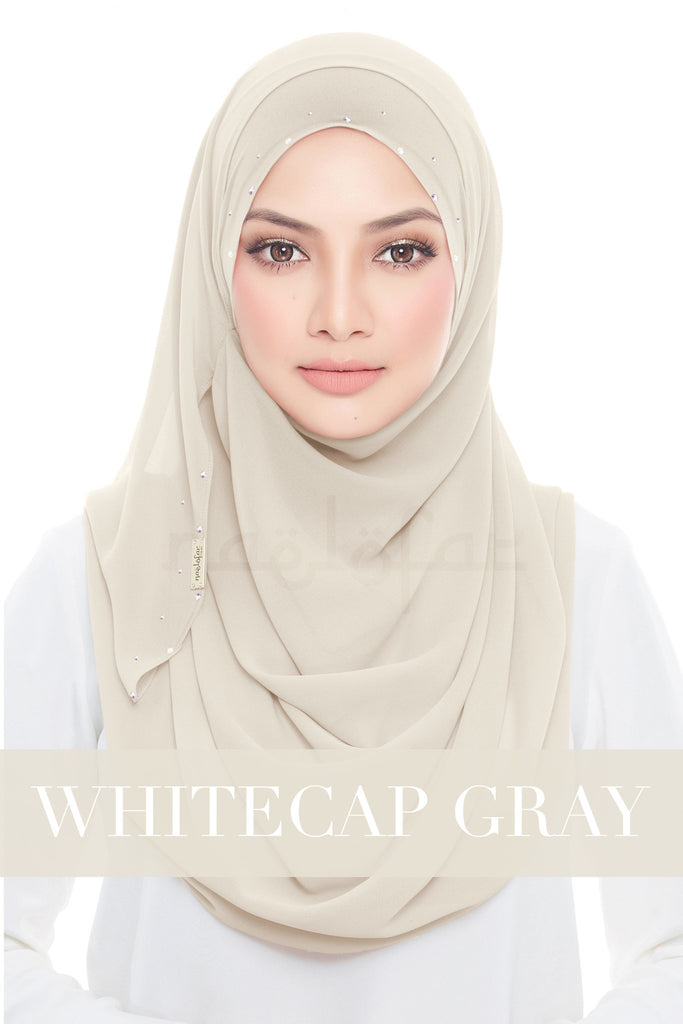 EVA - WHITECAP GRAY