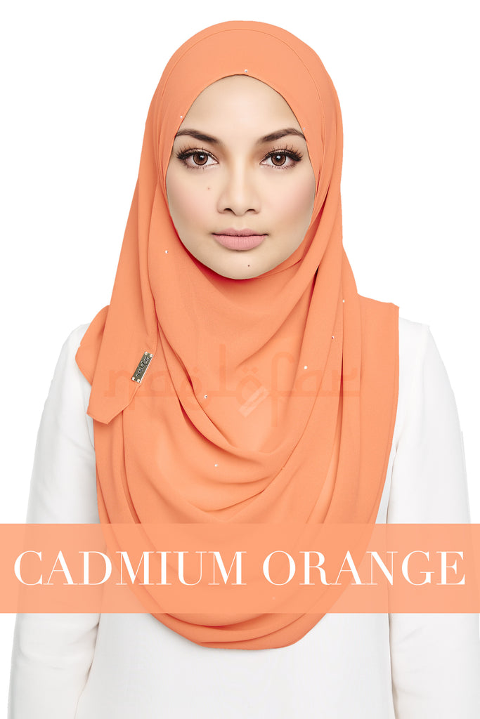 FANTASY - CADMIUM ORANGE