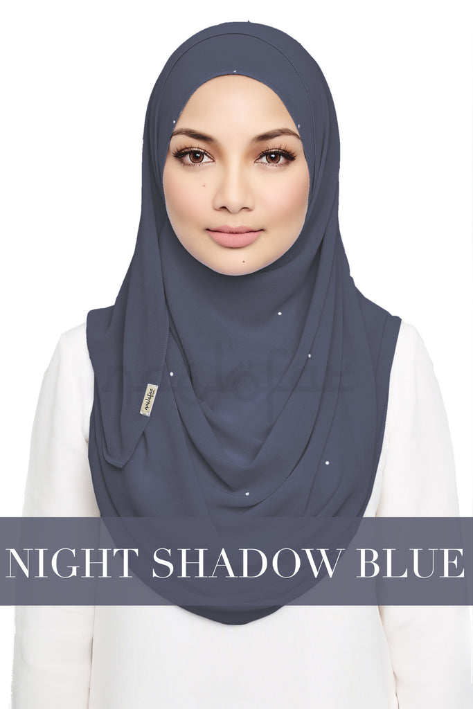 FANTASY - NIGHT SHADOW BLUE