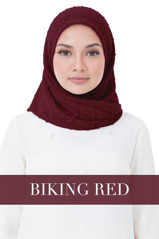 FIONA - BIKING RED