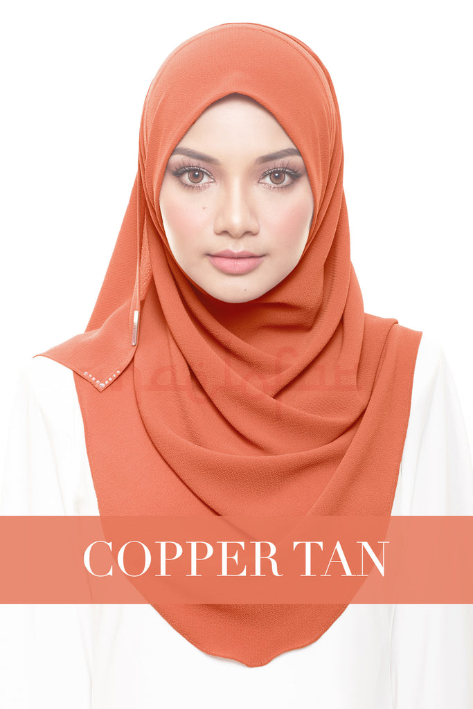 FOREVER YOUNG - COPPER TAN
