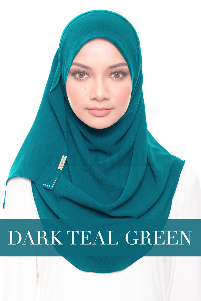FOREVER YOUNG - DARK TEAL GREEN